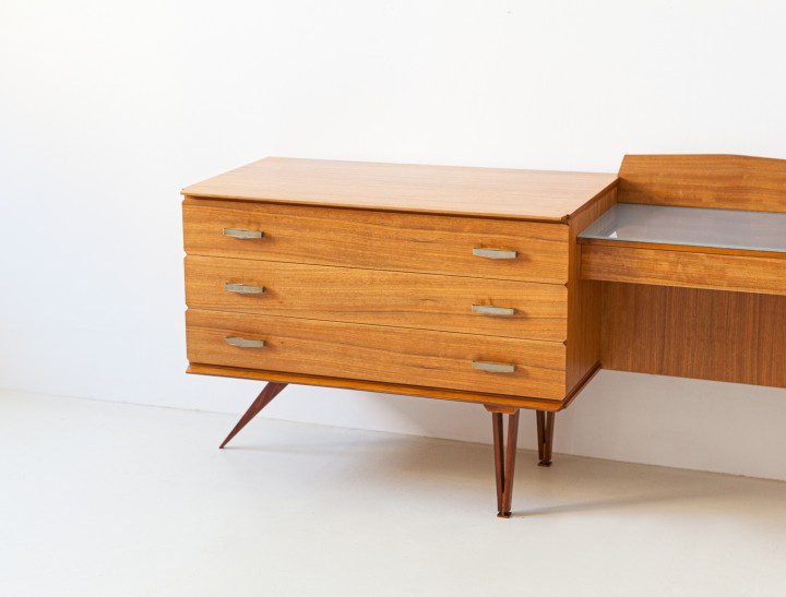 1950 teak chest of drawers ST125