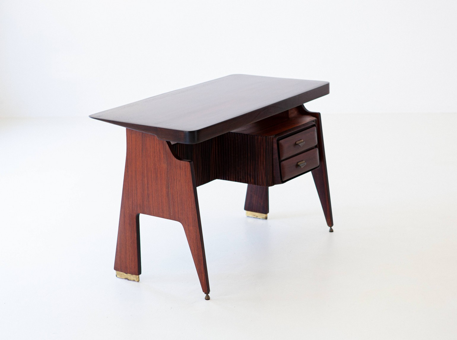 1950s Italian Rosewood Desk Table by Dassi  DT28 – Not Available