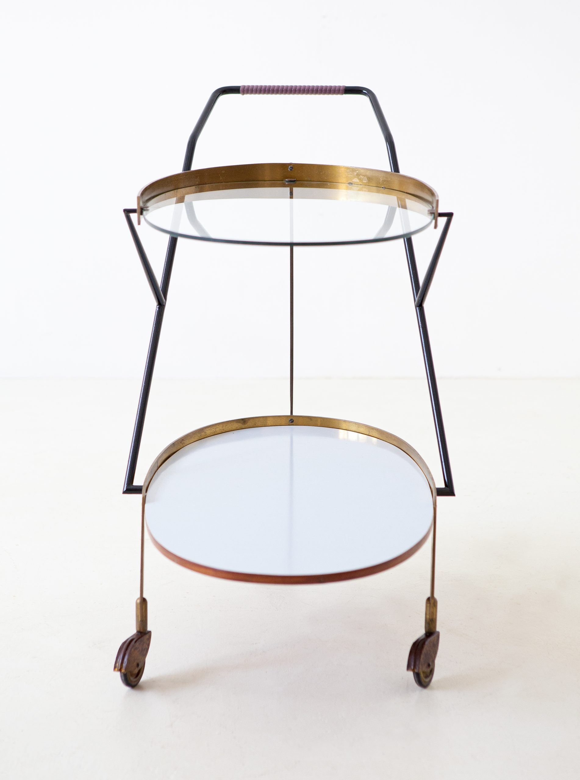 1950s-brass-and-grey-formica-bar-cart-of103