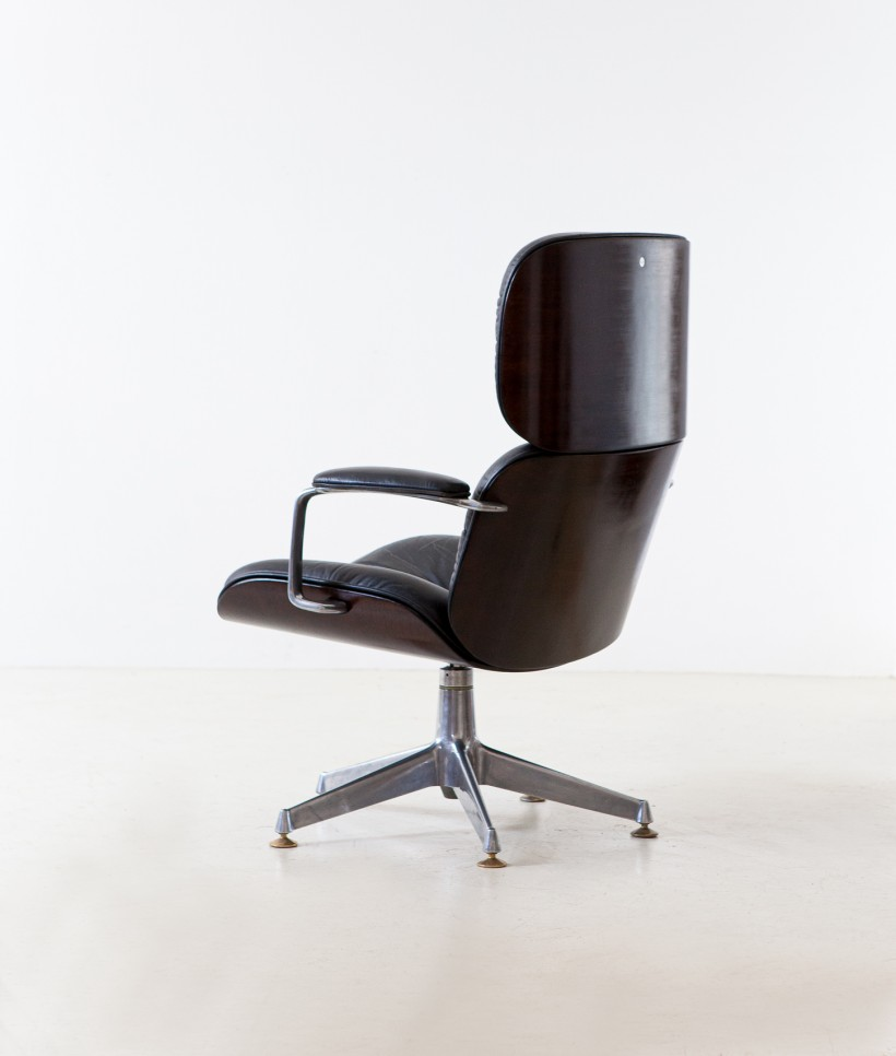 1950 Executive desk chair by Ico Parisi for M.i.M. SE332
