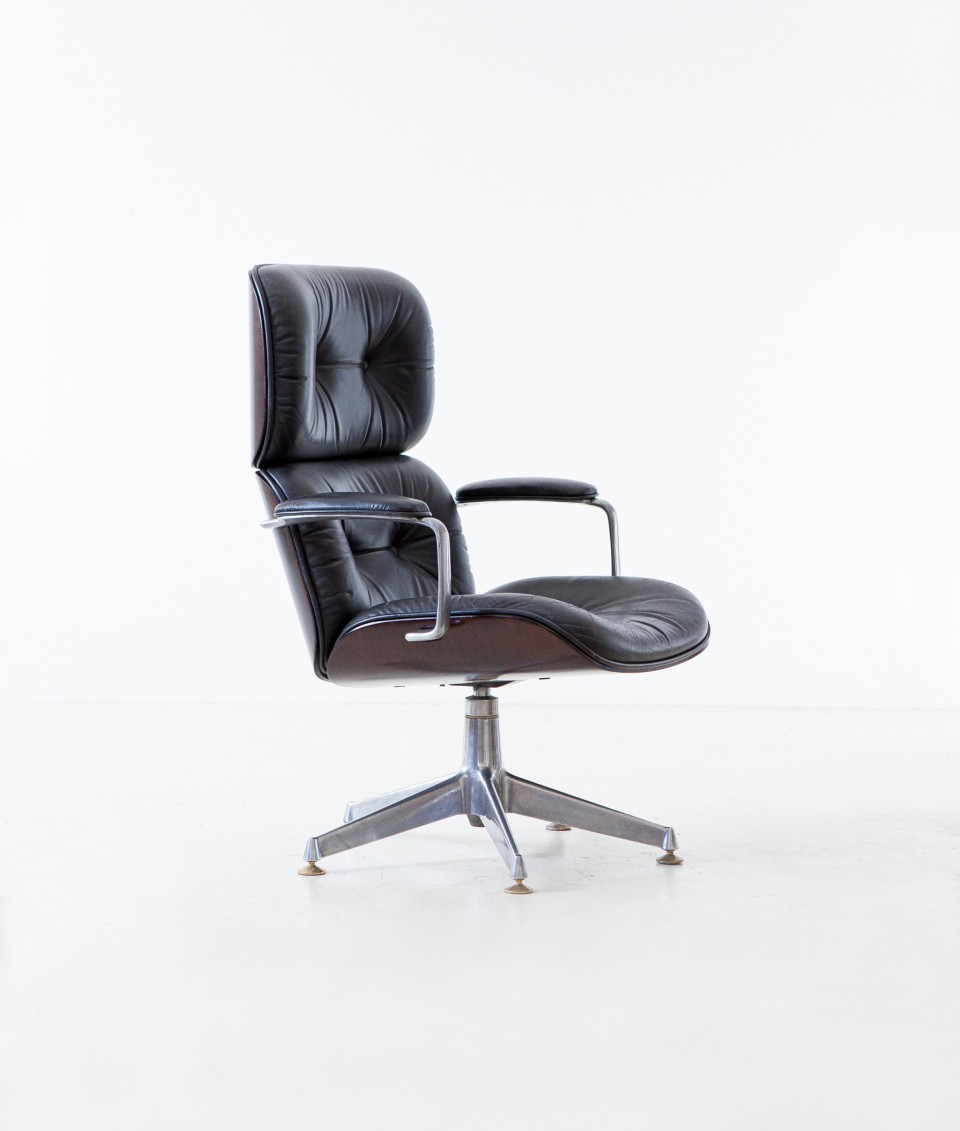 1950 Executive desk chair by Ico Parisi for M.i.M. SE332 – NOT AVAILABLE