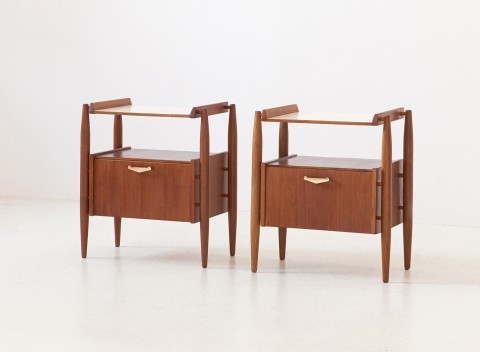 1950 Italian bedside table BT82 – No longer available