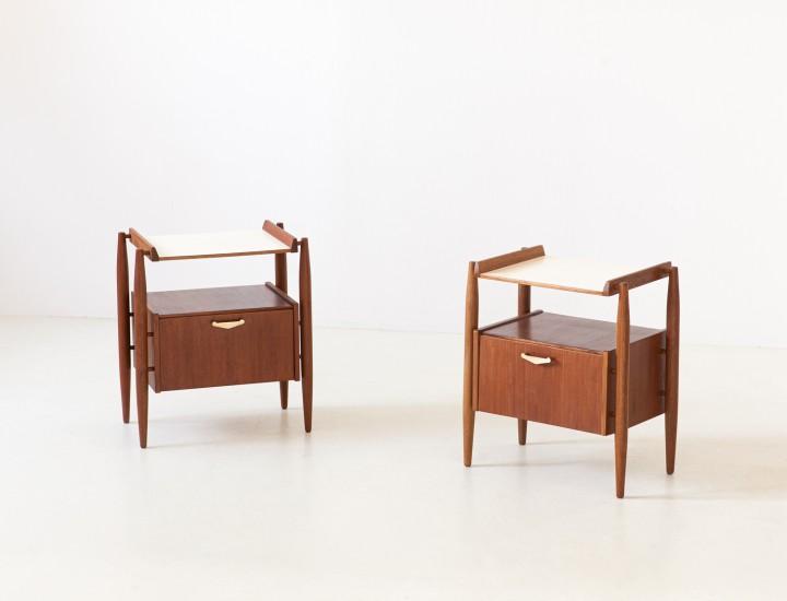 1950 Italian bedside table BT82 – No longer available