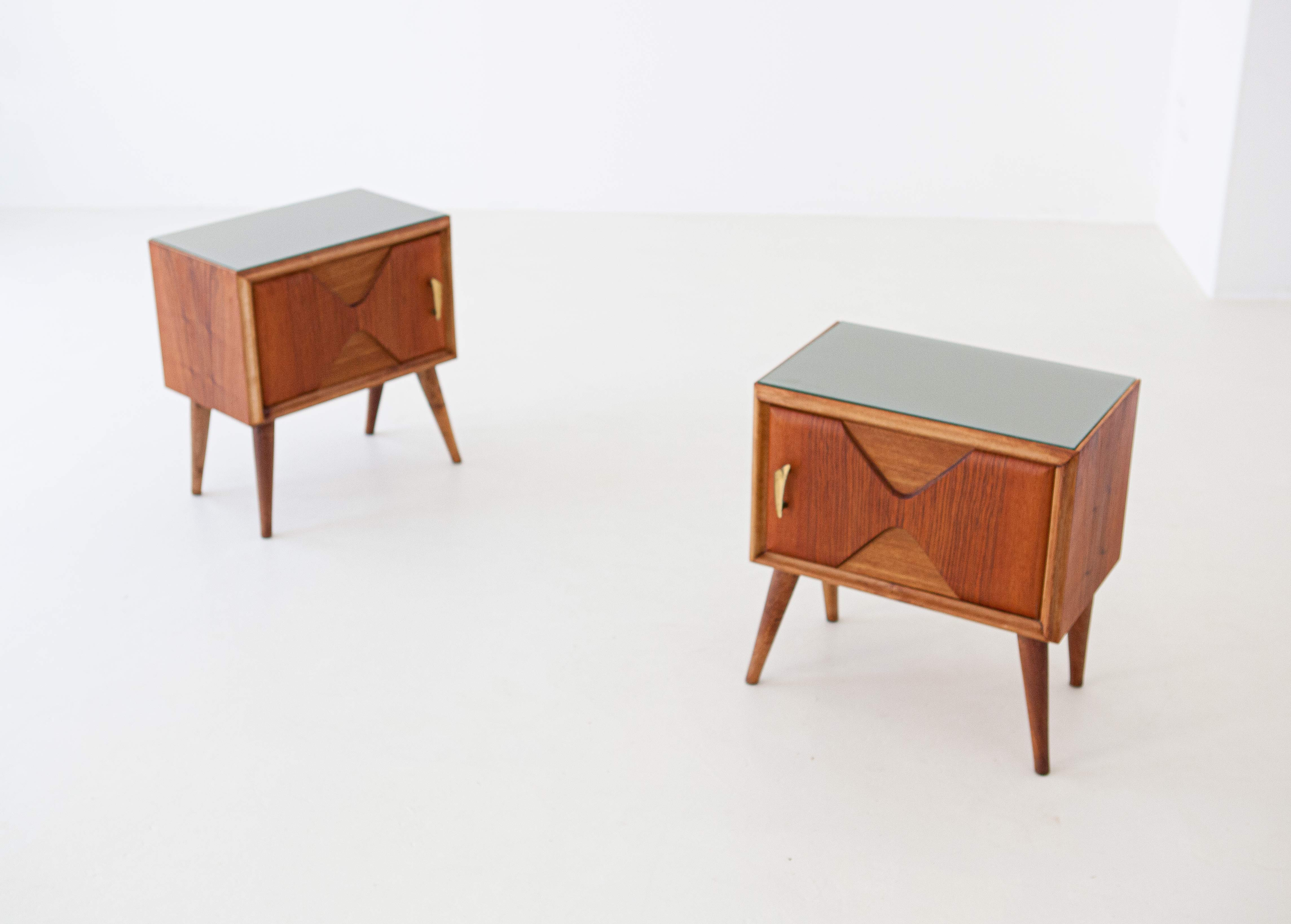 1950s-italian-exotic-wood-brass-glass-bedside-tables-8-BT81