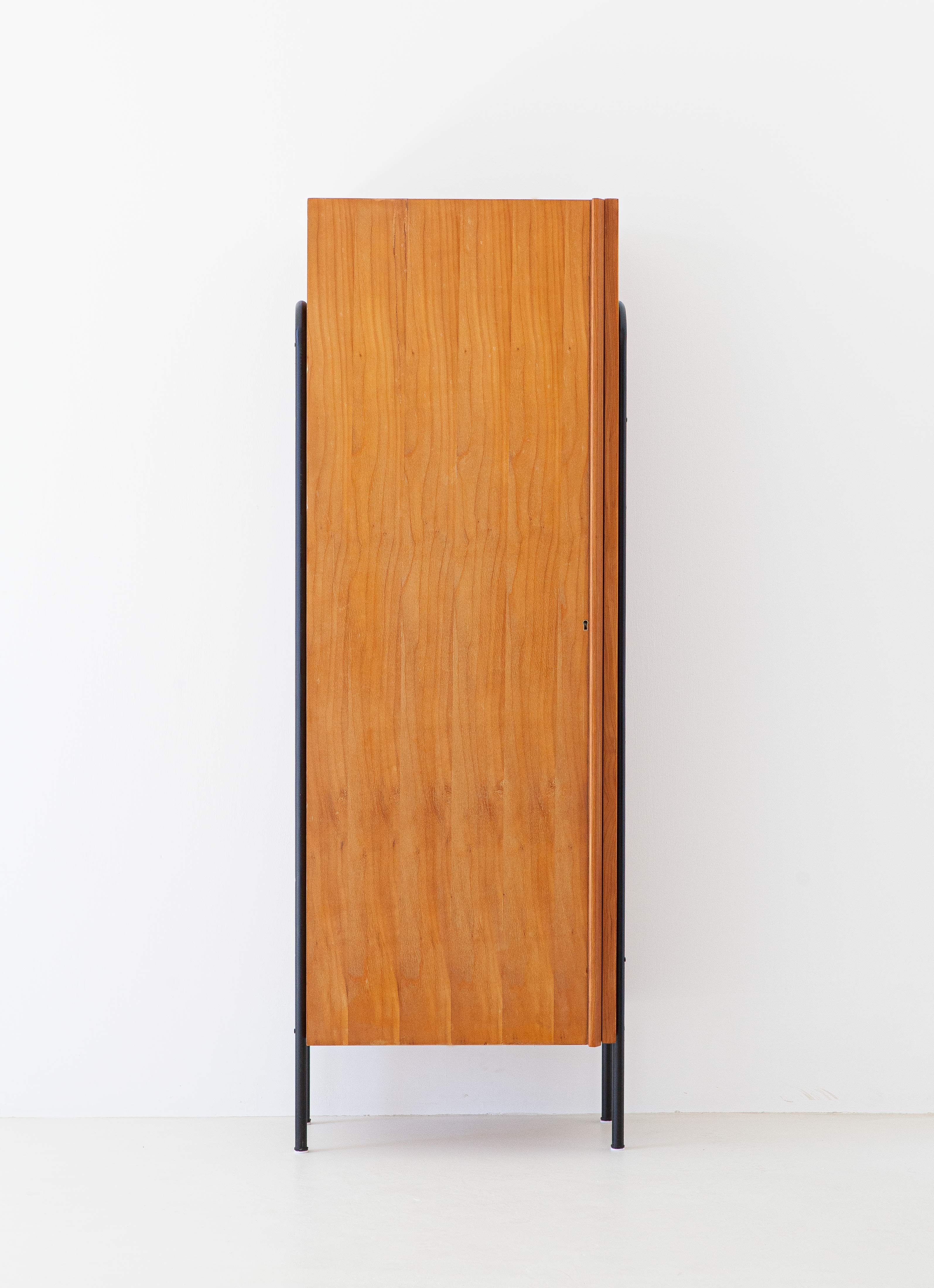 1950s-italian-light-wood-and-iron-wardrobe-cabinet-1-st114