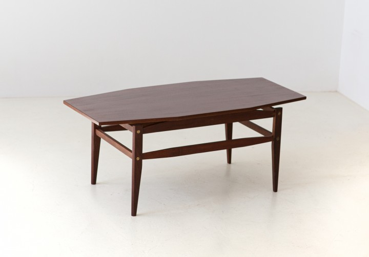 1950s Italian modern coffee table T90