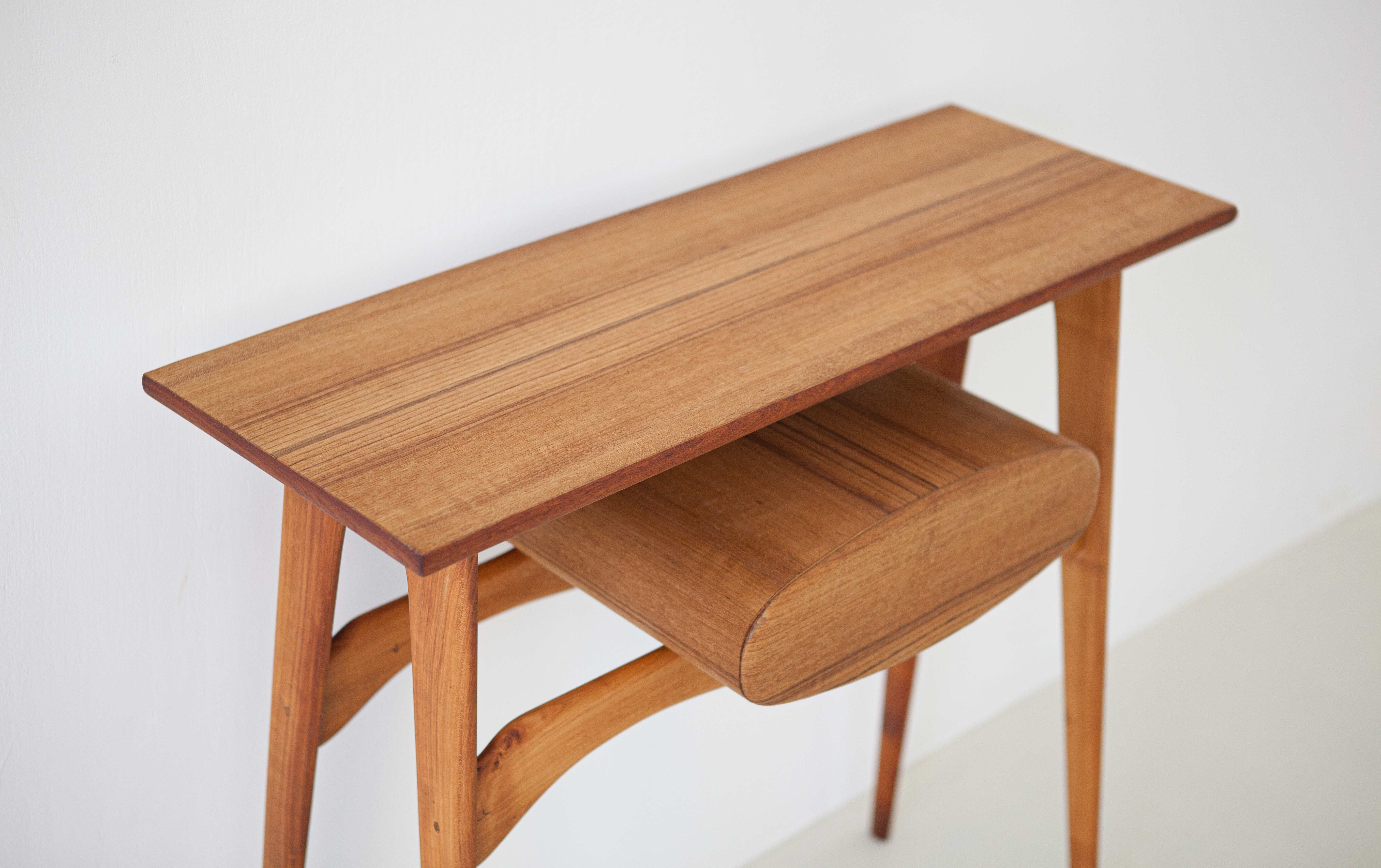 1950s-italian-teak-console-table-with-drawer-10-of90