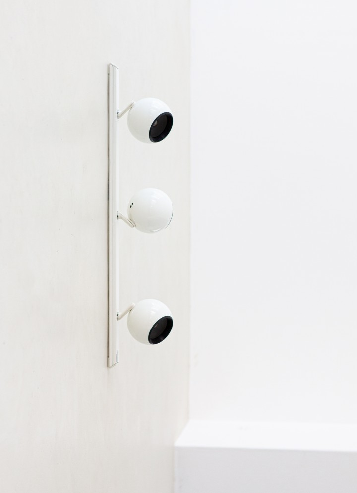 Wall or Ceiling Mounted Lamp by iGuzzini, 1970s – No longer available..