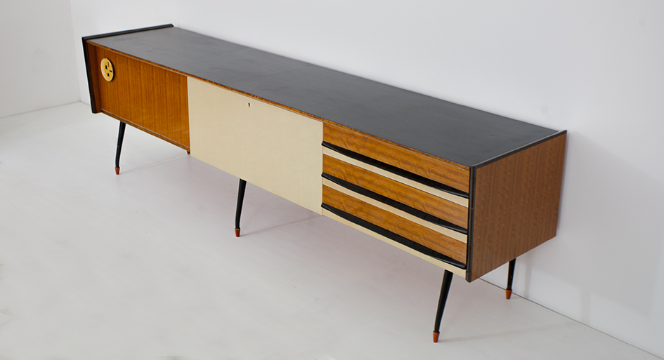 Sideboard 17 1 retro4m for Sideboard 4 meter lang