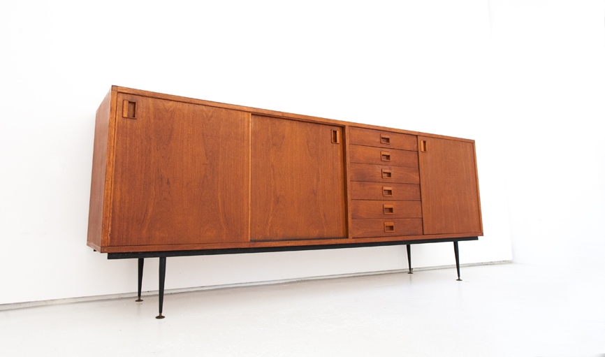 Sideboard 41 3 retro4m for Sideboard 2 m lang