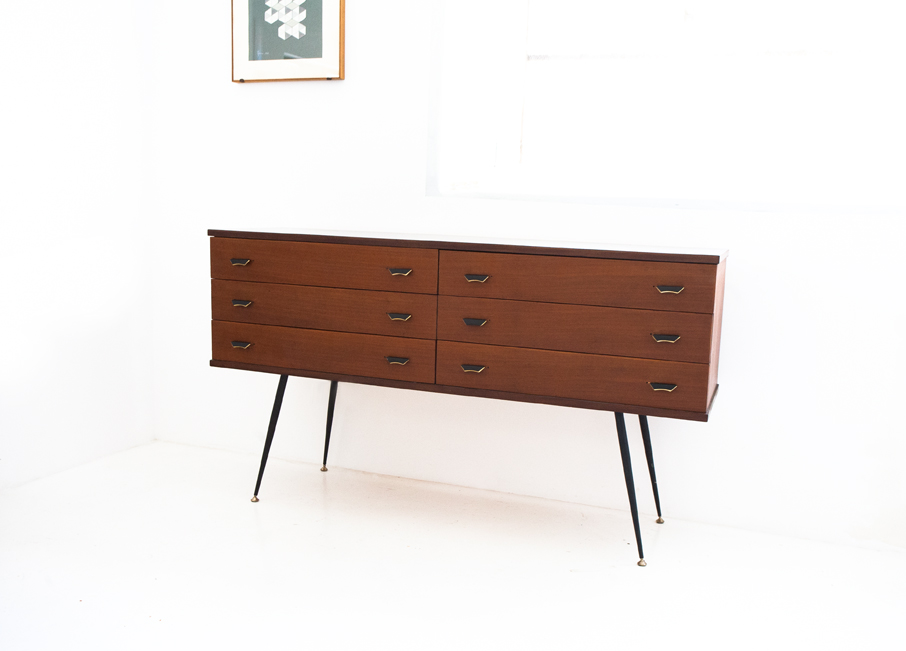 Sideboard 49 2 retro4m for Sideboard 2 m lang