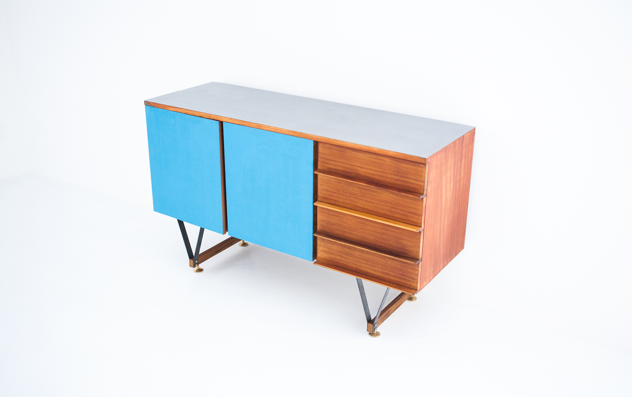 Sideboard 75 1 retro4m for Sideboard 4 meter lang