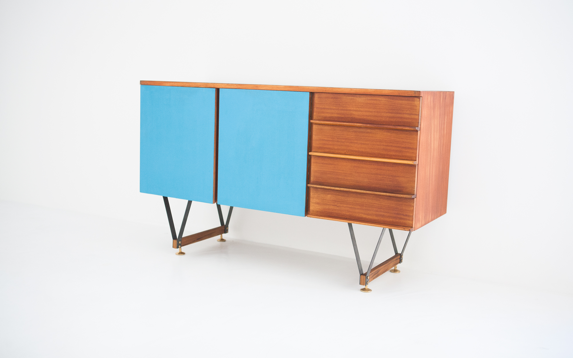 Sideboard 75 4 retro4m for Sideboard 2 m lang