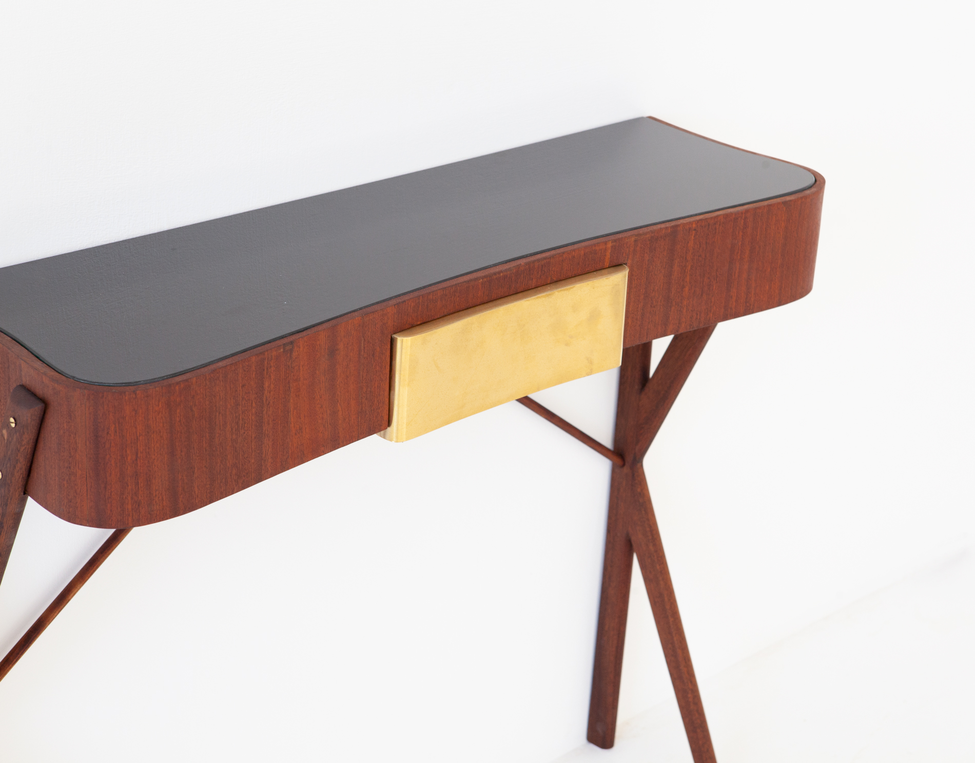 italian-mahogany-wood-brass-glass-console-tab