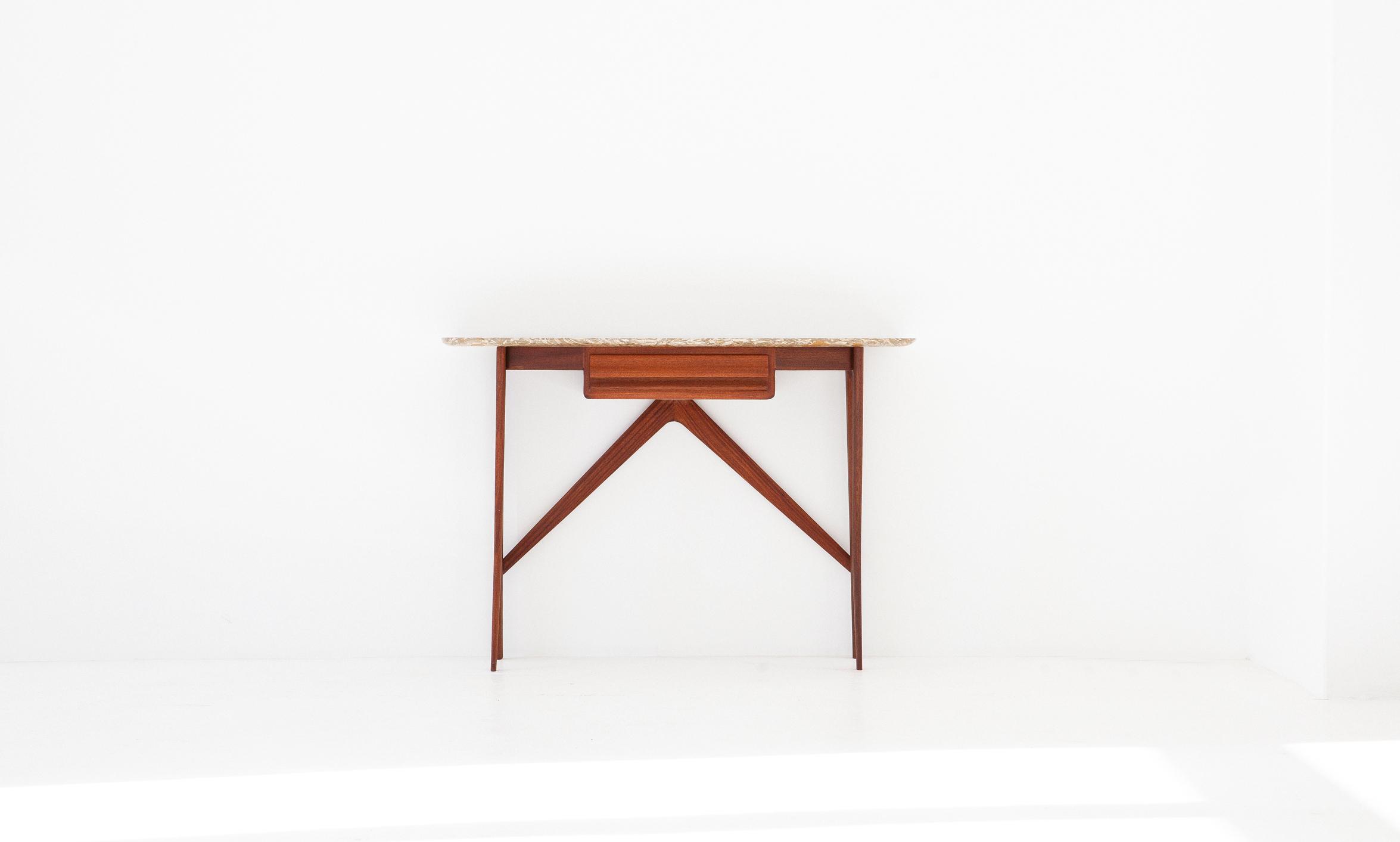 OF82-mahogany-marble-console-table-la-permanente-cantu-1 - Copia