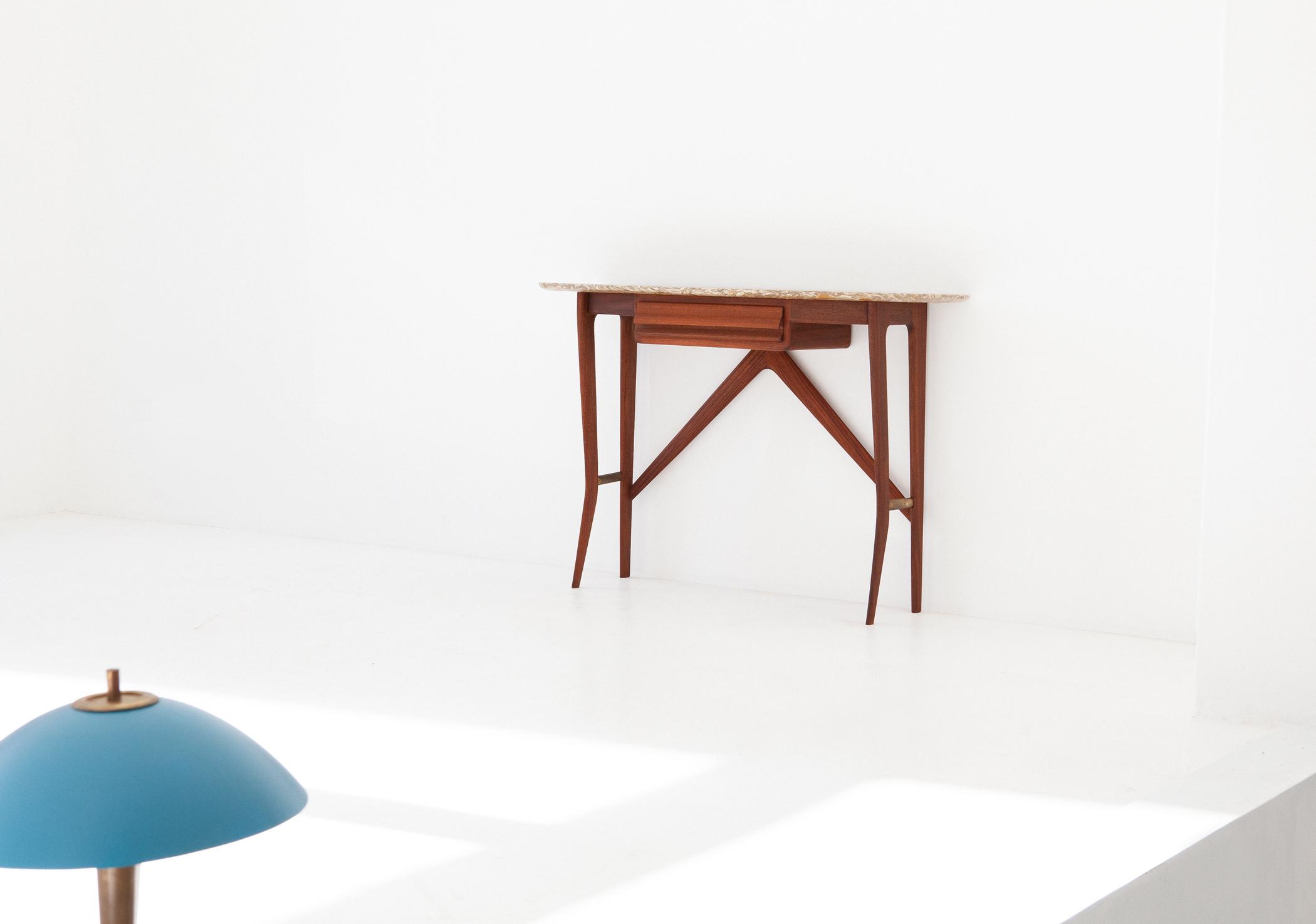 OF82-mahogany-marble-console-table-la-permanente-cantu-3 - Copia