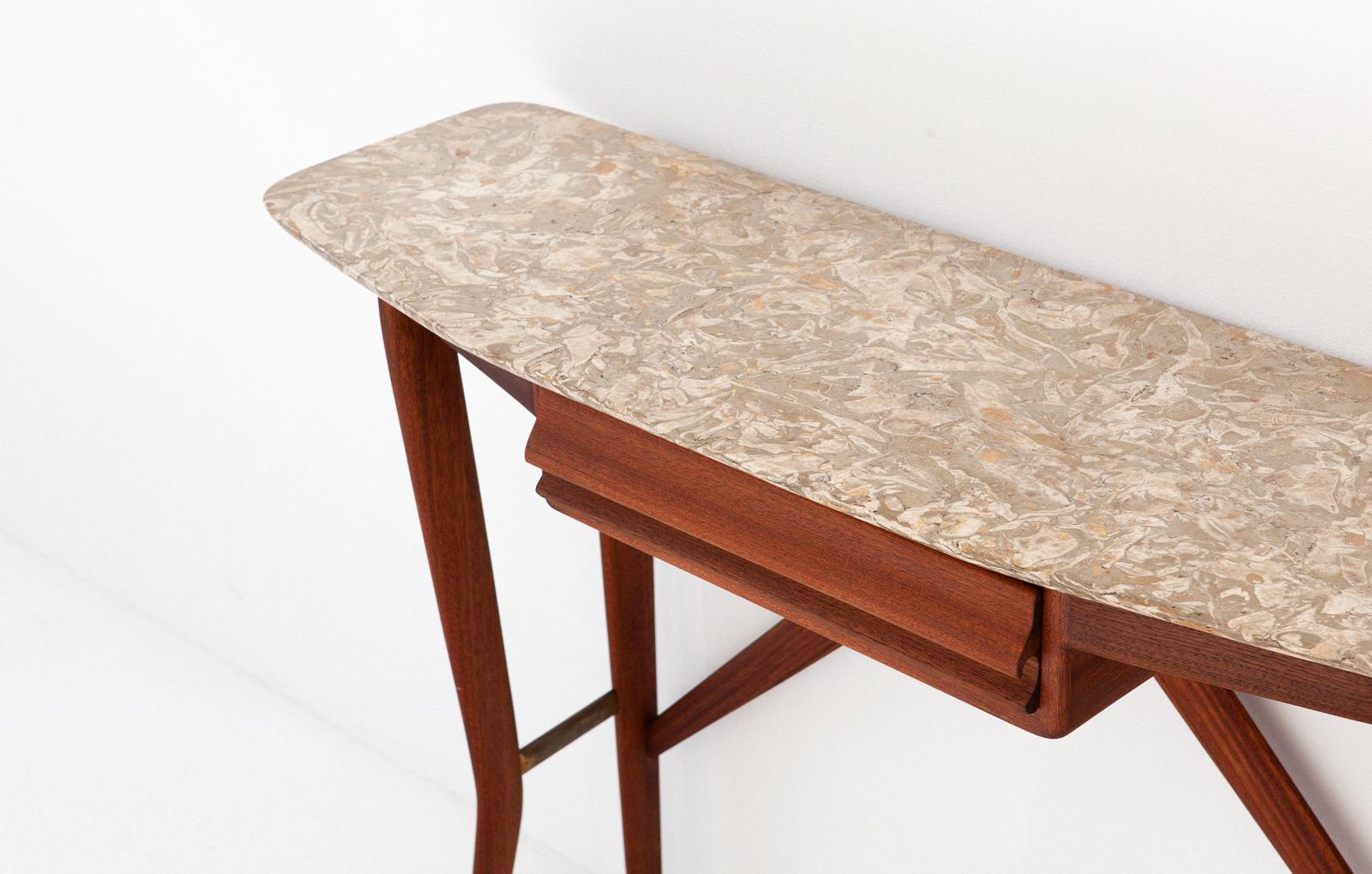 OF82-mahogany-marble-console-table-la-permanente-cantu-6 - Copia