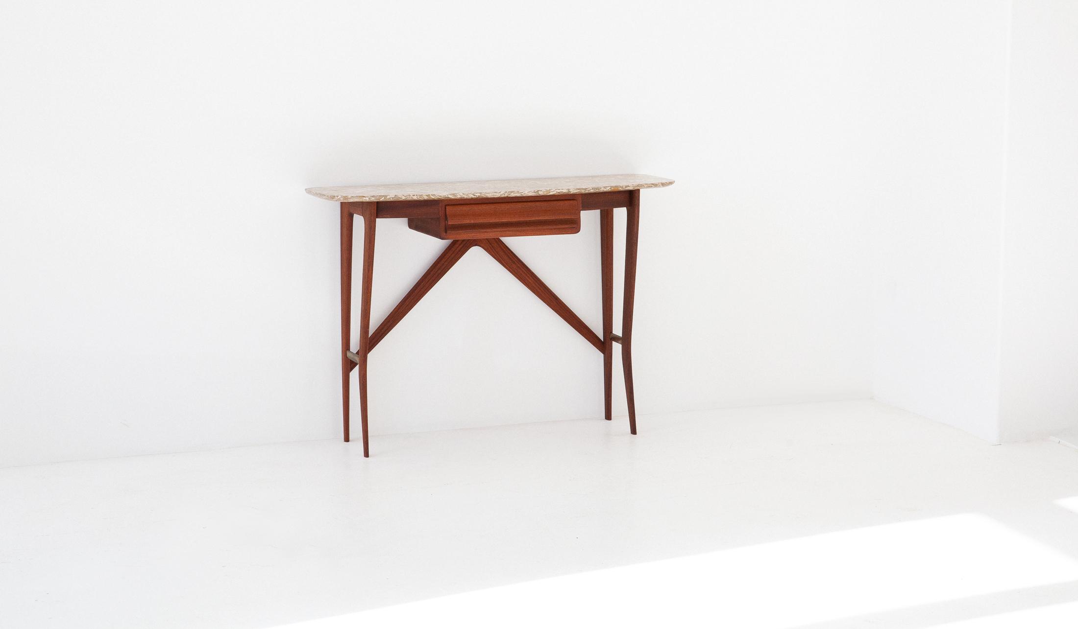 OF82-mahogany-marble-console-table-la-permanente-cantu-7 - Copia