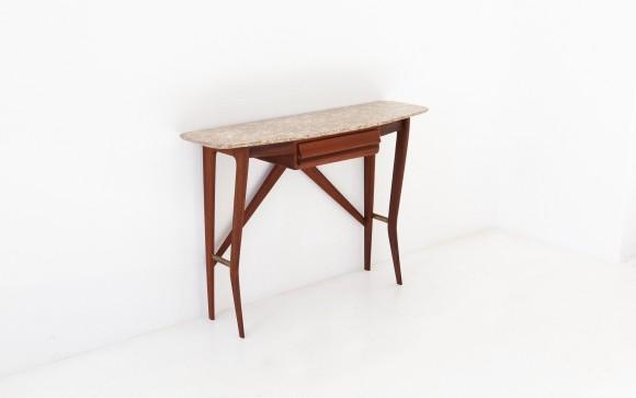 "Italian Console Table from ""LA Permanente"" Cantu'  OF82"