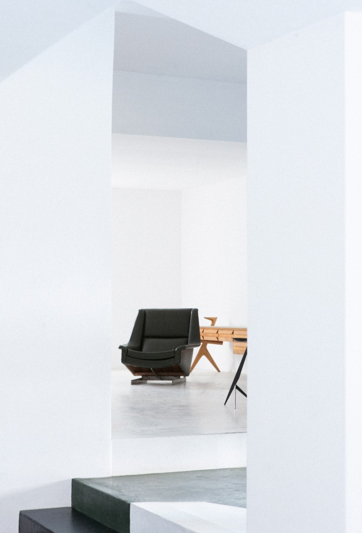 1960s lounge chair by pizzetti SE204