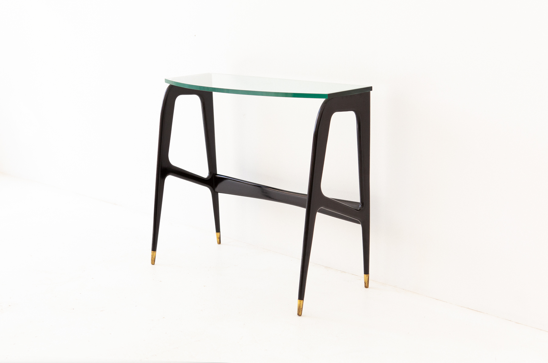 Italian-Black-lacquered-wood-brass-glass-console-table-2-OF87