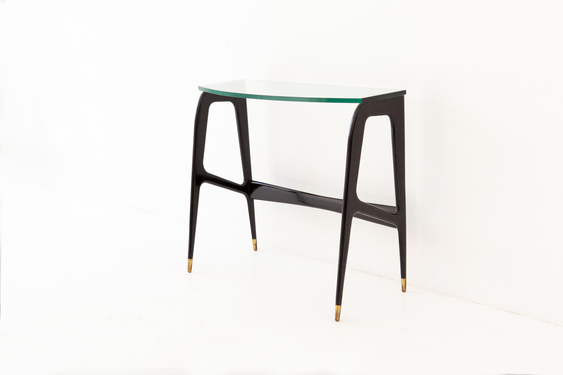 Italian-Black-lacquered-wood-brass-glass-console-table-7-OF87