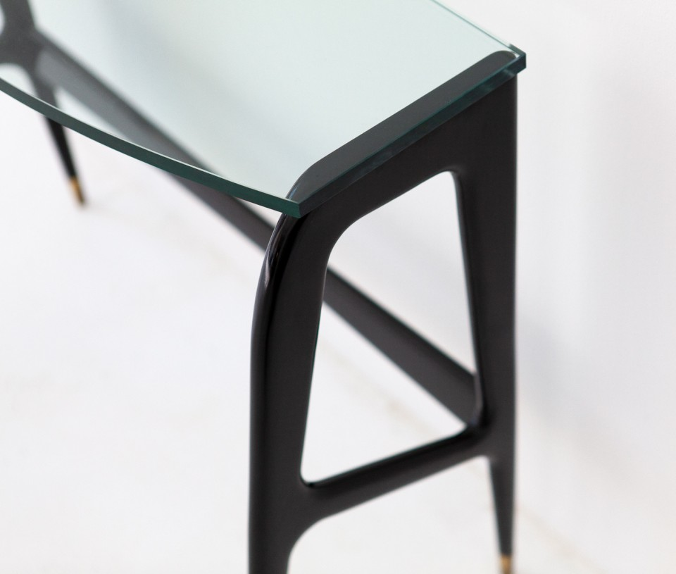 Italian-Black-lacquered-wood-brass-glass-console-table-8-OF87