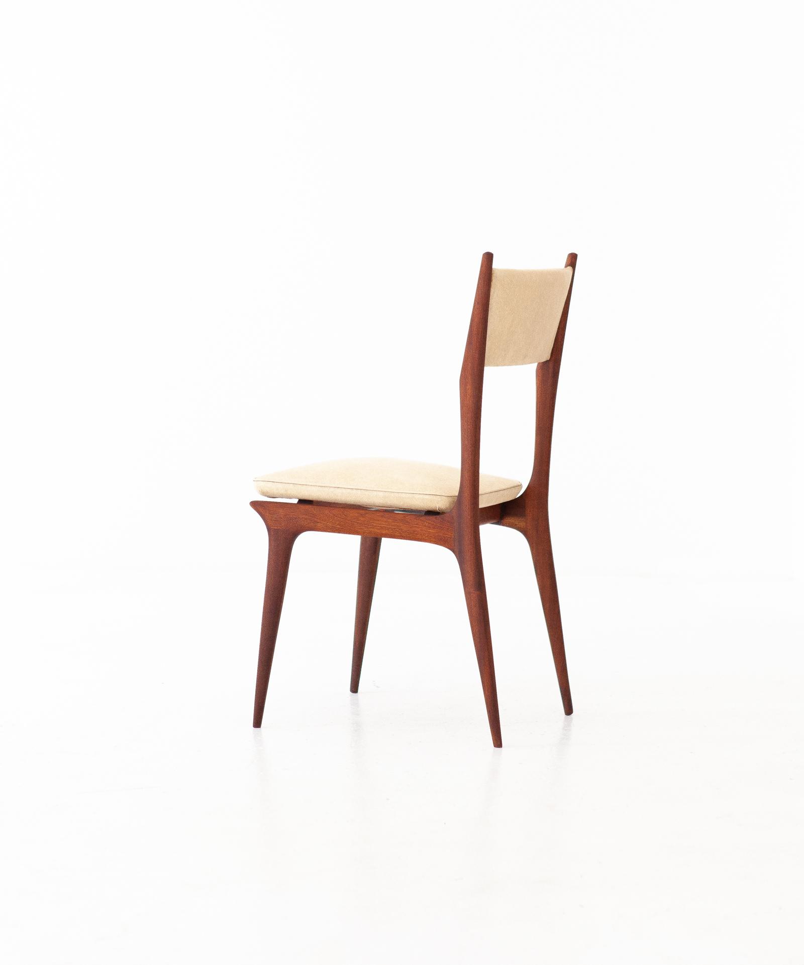 six-italian-mahogany-beige-skai-dining-chairs-8-SE281