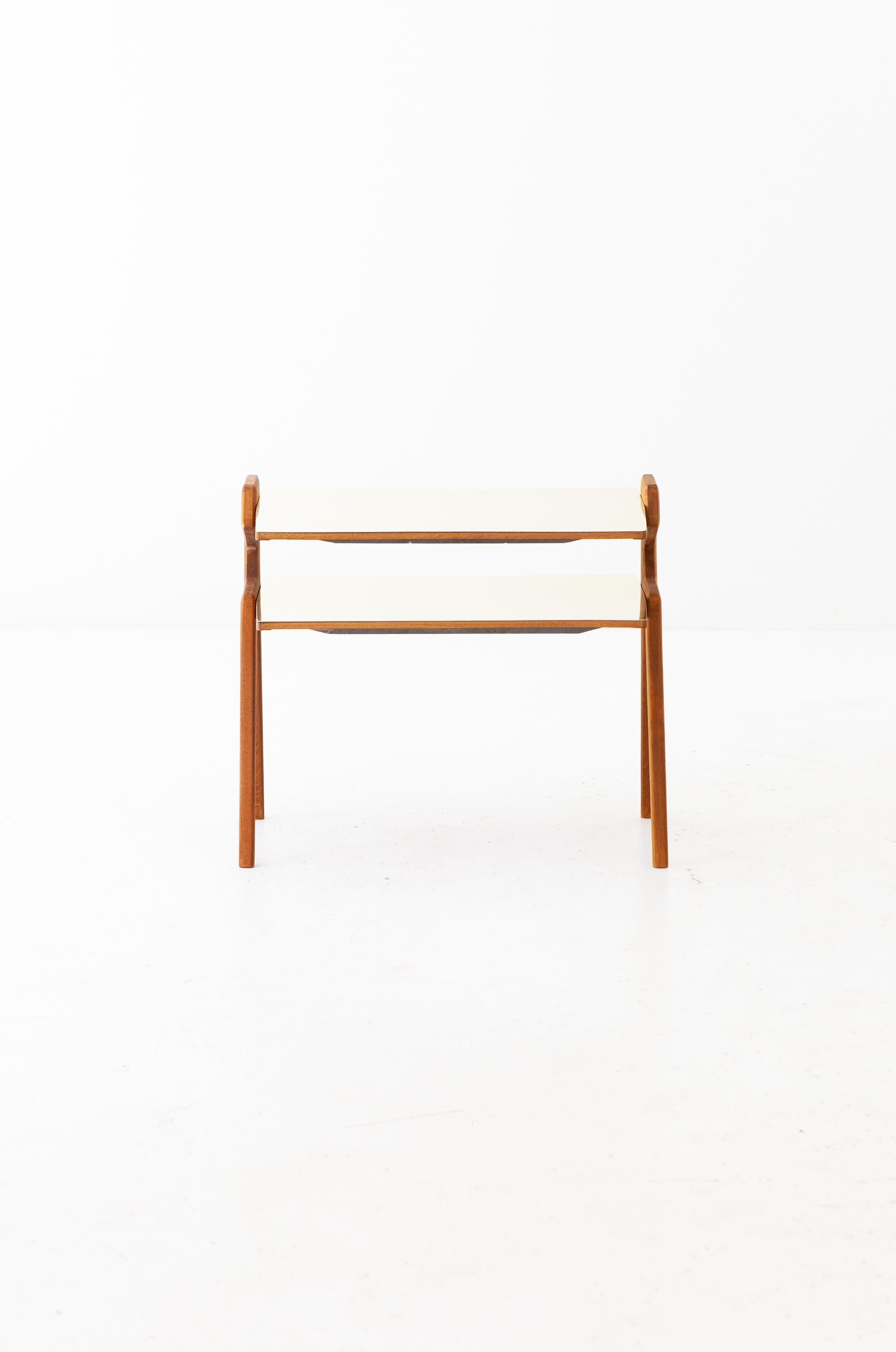 1950s-italian-brass-light-wood-two-levels-side-table-5-t81