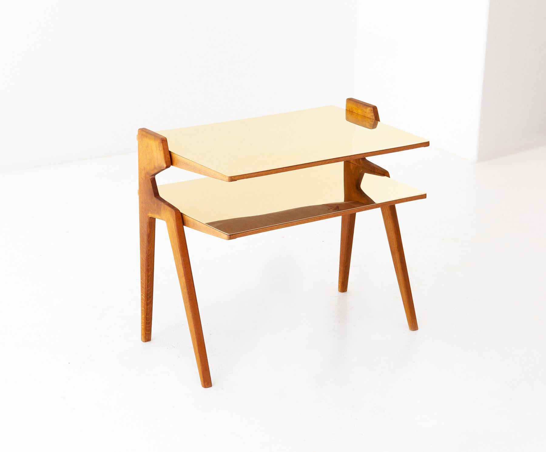 1950s-italian-brass-light-wood-two-levels-side-table-6-t81