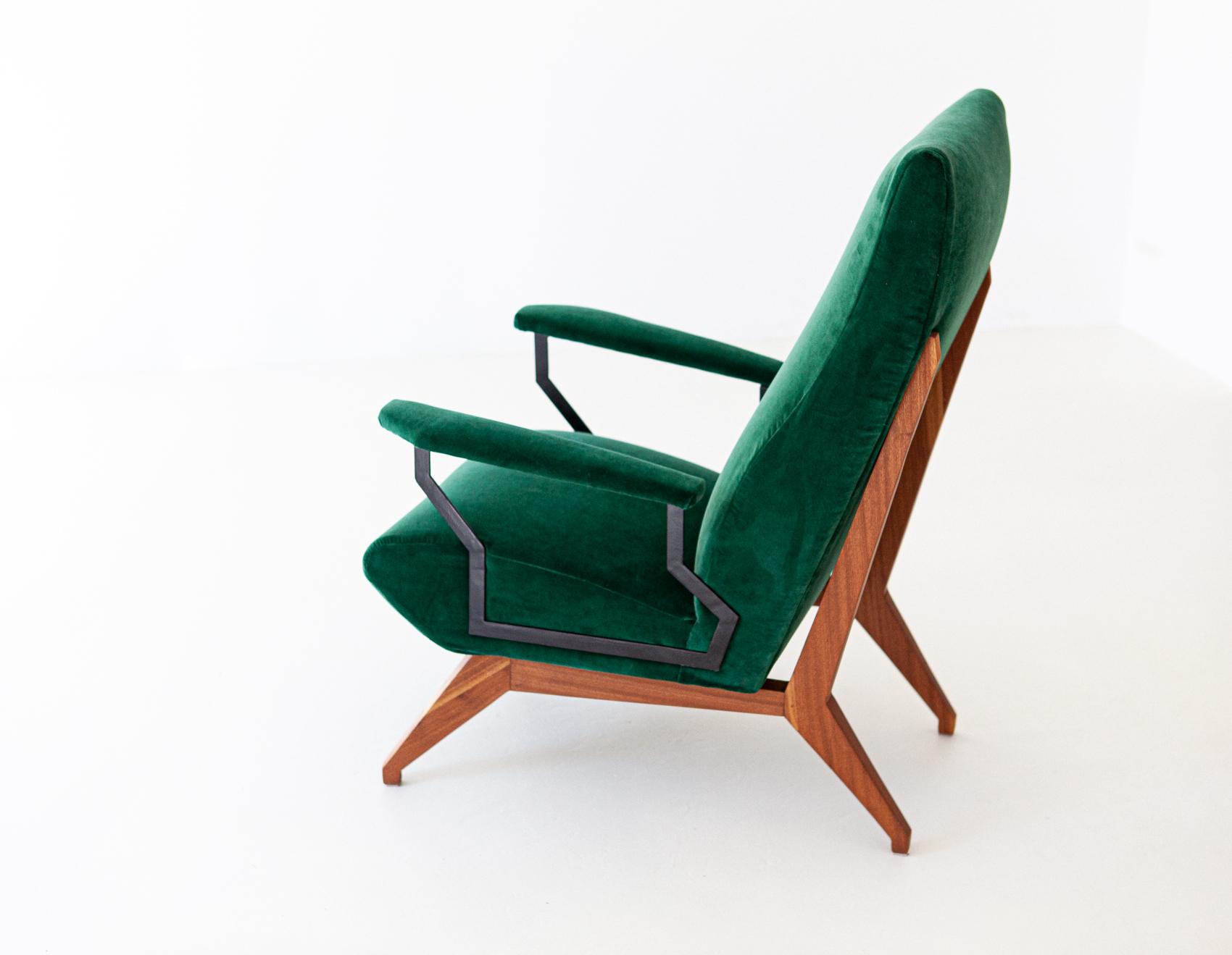 1950s-green-velvet-mahogany-italian-armchair-5-se290