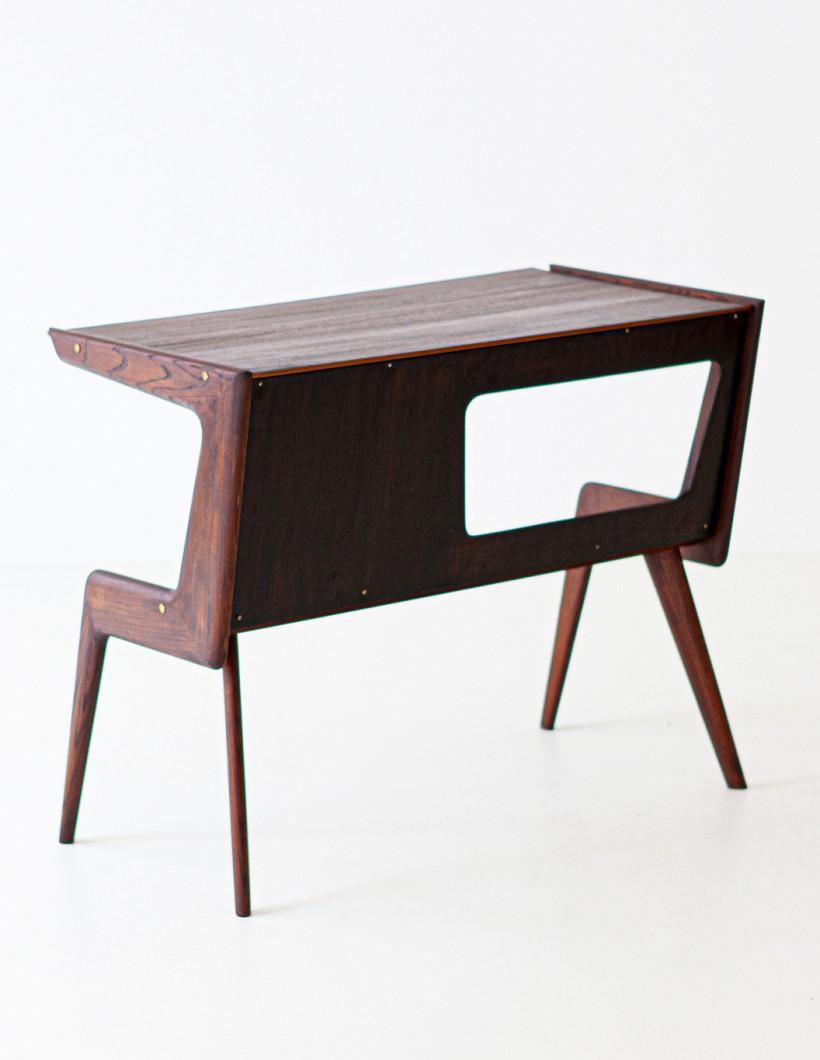 Italian Mid Century Modern Desk Console DT30