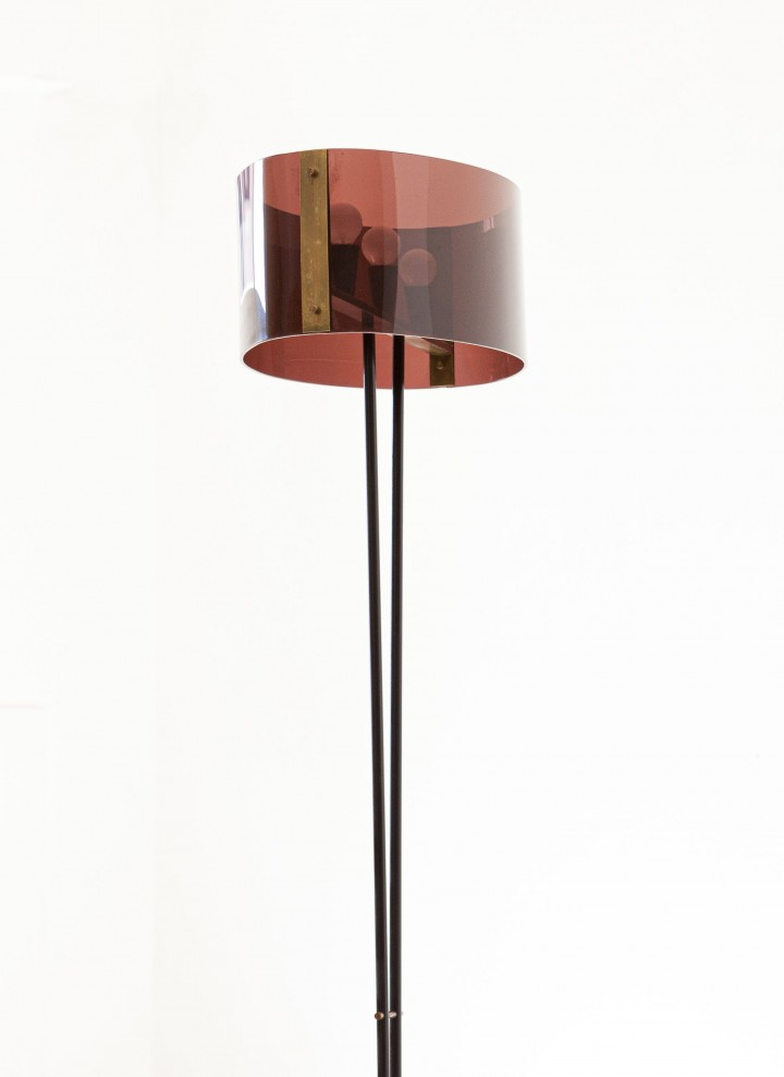Italian floor lamp by Stilux L99