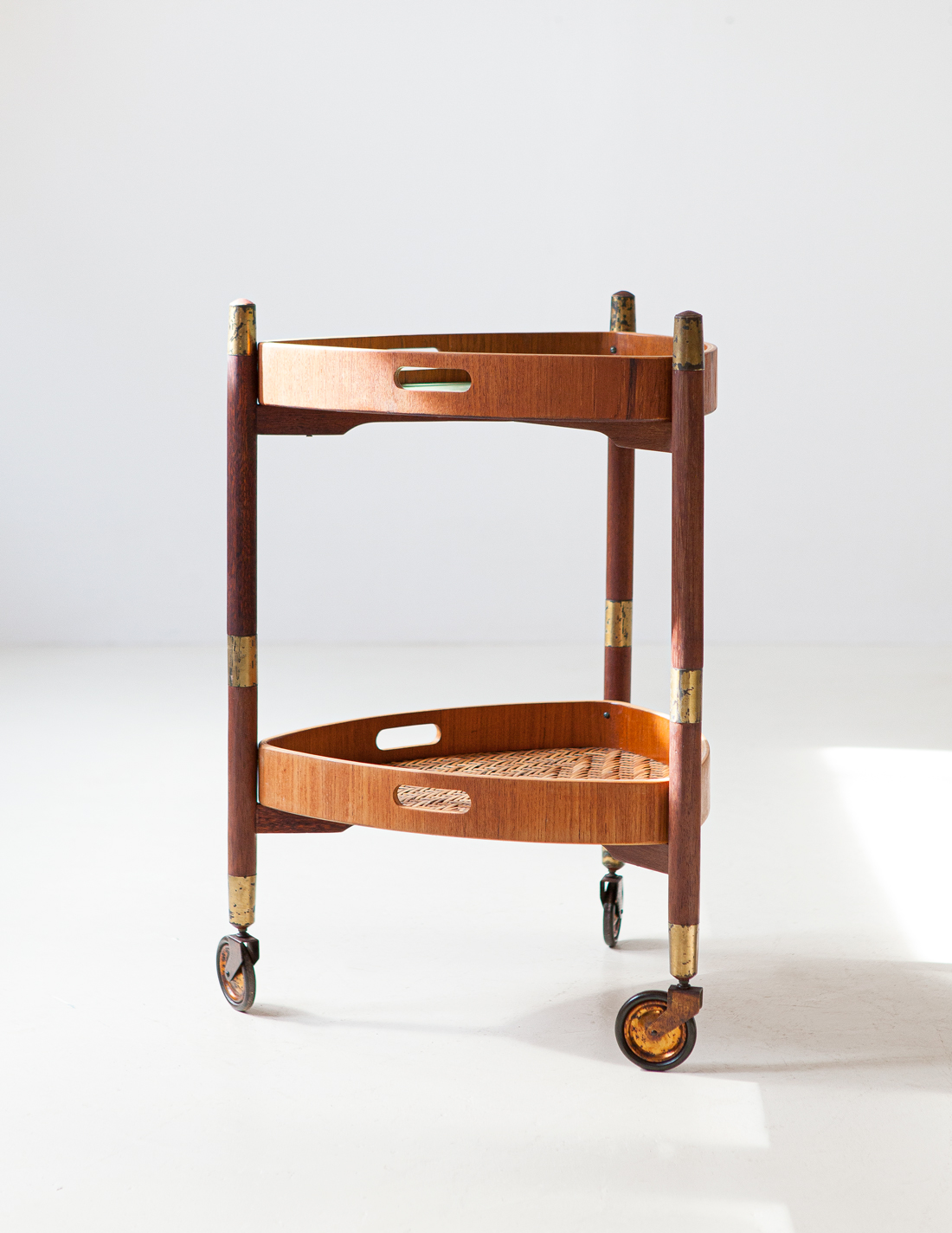 midcentury-teak-and-green-formica-service-trolley-3-of100