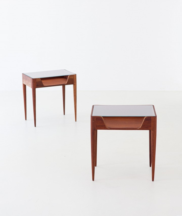 Pair of Italian Bedside Tables by F.lli Strada, 1950s BT80 – No longer available..